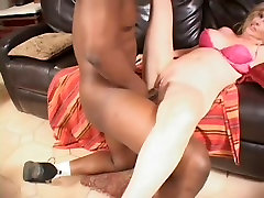Mature Penny Takes A Whole Black Dick