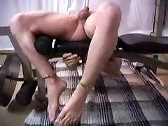 Exotic male in amazing bdsm, twinks gay porn clip