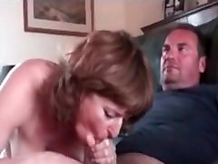 Cuckold Secrets Sissy husband enjoying watching bull fucking