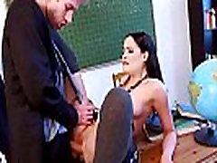 Big tit banged at school 16