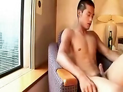 Horny male in amazing asian homo adult video