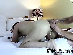 Gay sex men free porno film Arons a bit timid on camera, he
