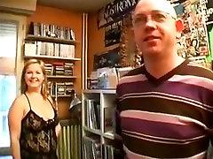 Crazy Blonde, BBW adult video
