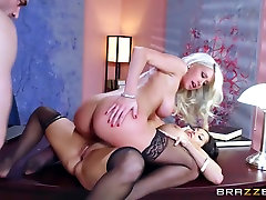 Brazzers - Ava Riley - Big Tits at Work