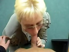 Amazing Amateur record with Grannies, Hairy scenes