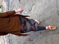 Arabic mature ass and soles