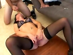 Amazing Cumshots scene with Mature,Stockings scenes
