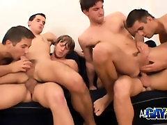 Hot Men Groupsex Orgy Fun