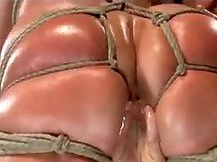 DZ MATURE BBW BDSM TIED UP PART 3
