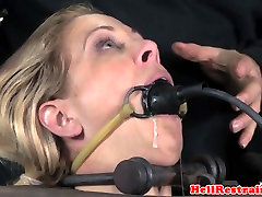 Bound best shemale cum compilation sub punished in pillory by maledom