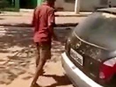 Black man fucks car. 2