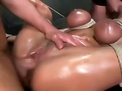 BDSM Gangbang Fucked & Stuffed BD11222