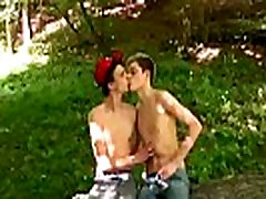 Free emo gay twink xxx Making out leads to a whole lot of uncut