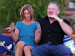 Couple has second thoughts about the swingers party