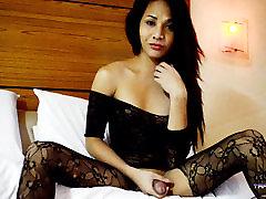 Hot Asian Tranny