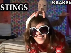 Krakenhot - Coral Joice in a Homemade touter teacher submission video