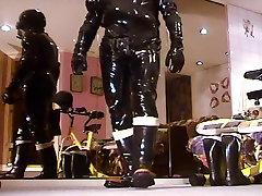 new usa girls rubber ox biker