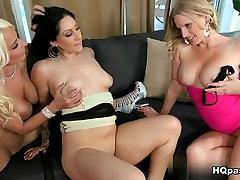 Horny pornstar Kali Kavalli in Best MILF, Lesbian xxx video