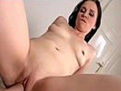 Teen Girl joanna black First Time Ever Get Her Butt Deep Nailed vid-15