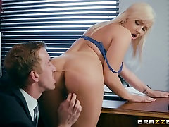 Kylie Page & Danny D in Not Safe For Work - Brazzers