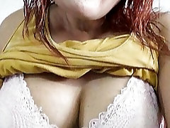 Thai Aunt with Big Tits and Wet Pussy