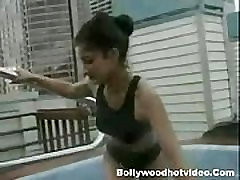 Indian Hot Sexy Babe Emili Fucked by Foreigner