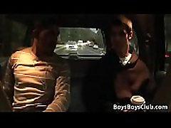 Blacks On Boys - Gay Interracial Fuck XXX Tube Video 14