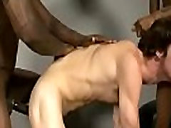 Blacks On Boys - Gay Interracial Fuck XXX Tube Video 23