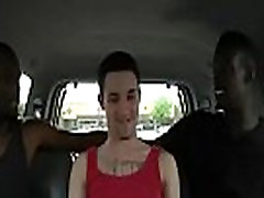 Blacks On Boys - Hardcore Interracial Gay Fuck Movie 03