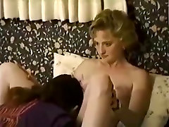 Retro Red Hairy Pussy Fucked & Anal Orgasms