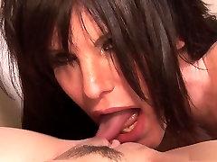 Crazy pornstars June Summers and Daisy Rock in fabulous tattoos, big tits porn clip