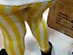 Transparent see through leggings 94