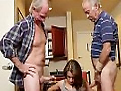 Teen and two old guys man young maid xxx Introducing Dukke
