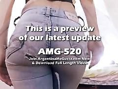 Big Ass Blonde Babe Wearing Tight Jeans Big Boobs Also Perfe