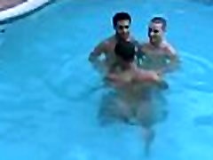 Homosexual guys arrange a bang action