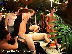 Video of brazilian gay male giving oral sex gangsta soiree i