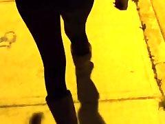 Leggings see through