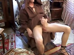 Incredible male in fabulous solo male gay sex movie