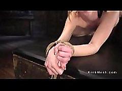 Bdsm training for anal slave