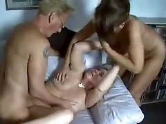 Crazy Homemade video with Threesome, Big Tits scenes