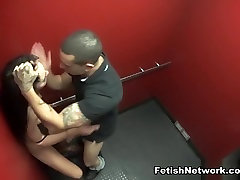 Horny pornstar Sabrina Banks in Fabulous Outdoor, BDSM xxx clip
