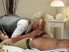 Fabulous pornstar in Hottest MILF, HD xxx movie