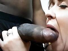 Exotic amateur Black and Ebony, Cumshots xxx video