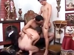 Best amateur gay scene with Twinks, Group Sex scenes