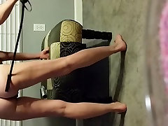 Crazy amateur BDSM, Fingering sex video