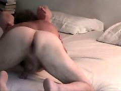 Older married couple home made sex tape