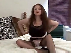 Exotic Homemade video with Mature, Stockings scenes
