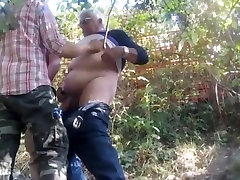 Fabulous amateur gay video with Amateur, Outdoor scenes