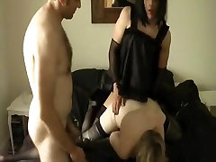 Exotic Homemade Shemale movie with Stockings, Lingerie scenes