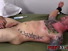 Swimmer male gay porn photos xxx Clint Gets Naked Tickle Tre